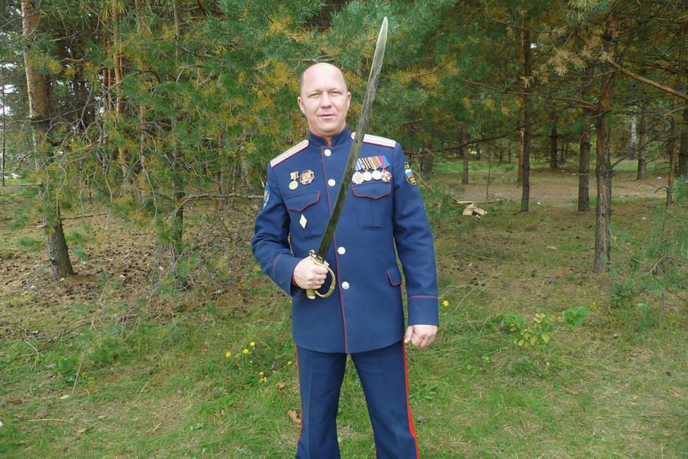 Андрей Доценко. Фото: личная страница вОдноклассниках