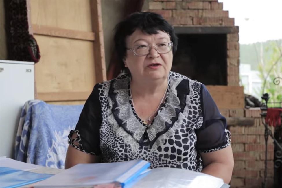 Лидия Житова. Кадр: Открытая Россия