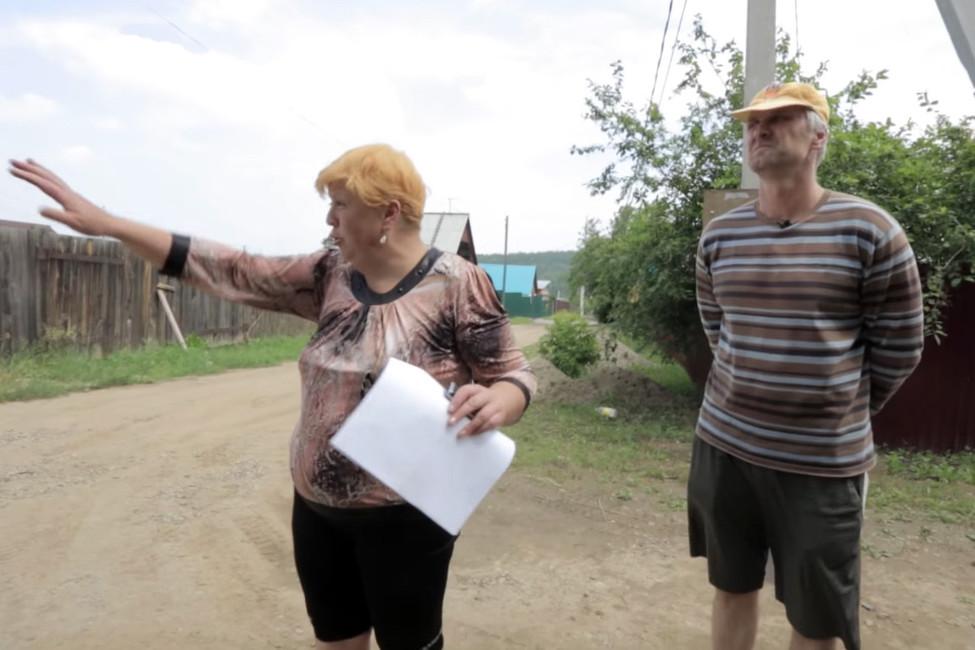 Ольга Павленова. Кадр: Открытая Россия
