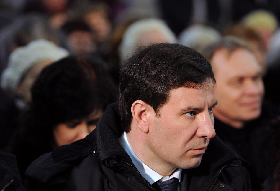 Михаил Юревич. Фото: Александра Мудрац/ ТАСС