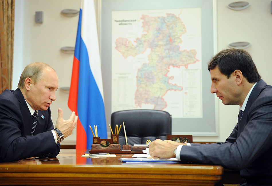 Дмитрий Орешкин: «Будут идругие дела. Ядумаю, что ипод Чубайса сейчас роют»