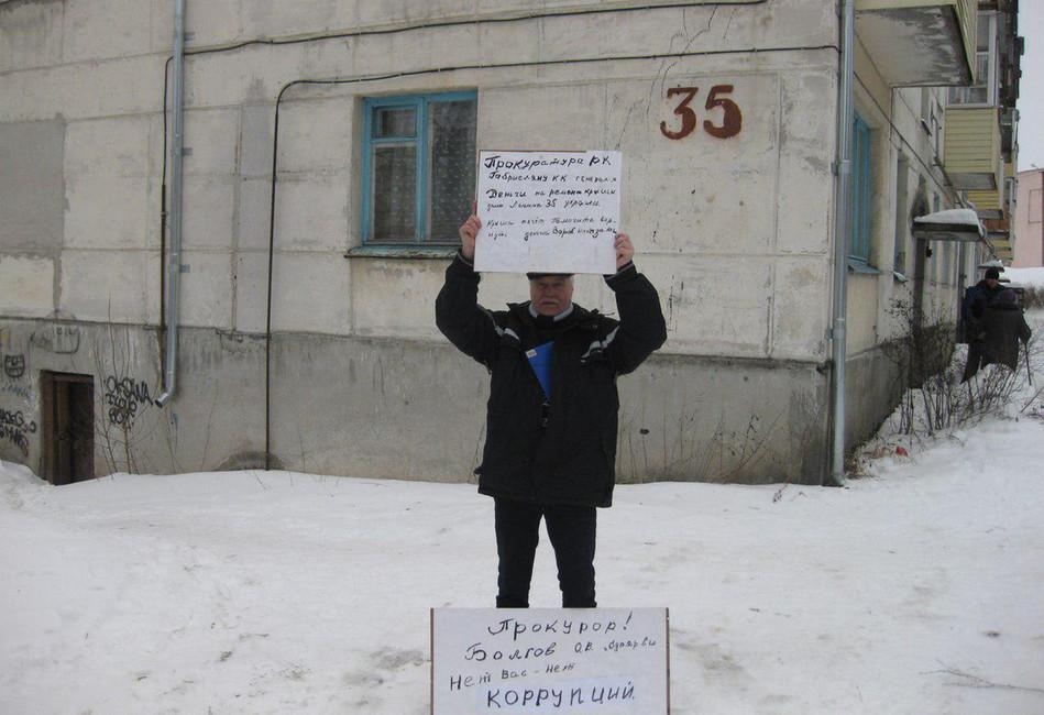 Карелия. Бывшего депутата-«сепаратиста» снова хотят осудить