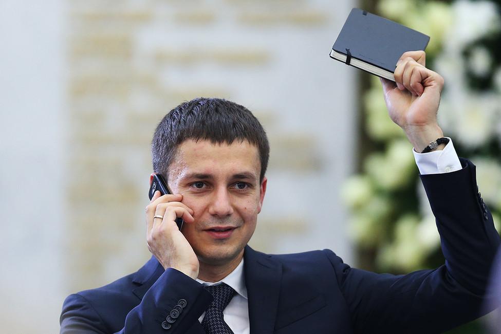 Максим Мищенко. Фото: Валерий Шарифулин/ ИТАР-ТАСС
