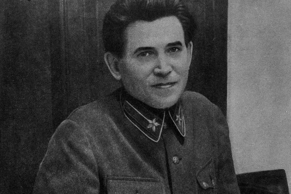 Николай Ежов— глава НКВД с1936 по1938год. Фото: Коммерсантъ
