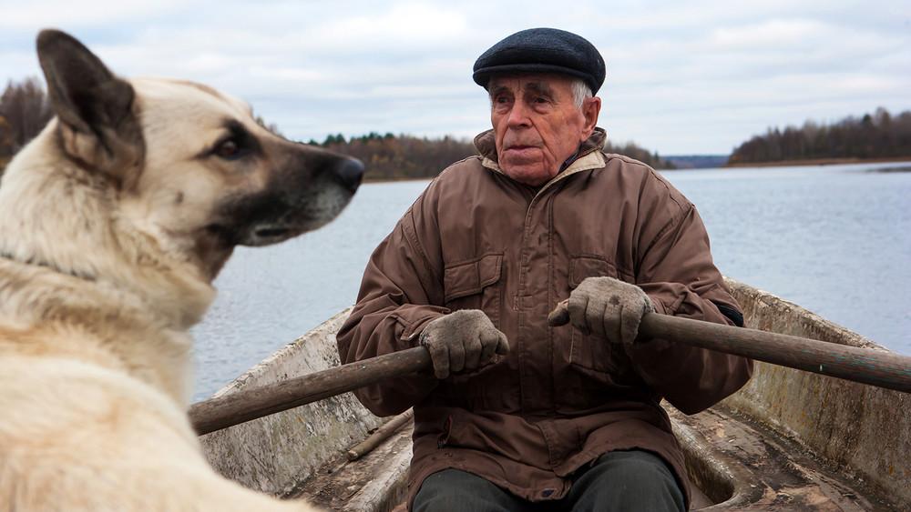Карелия. Как «партизаны-пенсионеры» отстояли лес укорпорации