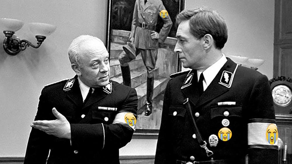 Режиссер «Брестской крепости»: «Былобы смешно, еслибы мывместо нацистской символики вставляли какие-то значки»