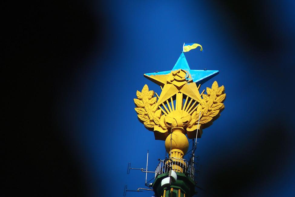 Как сочетание желтого иголубого портило россиянам жизнь. 6случаев преследования за«украинскую» расцветку