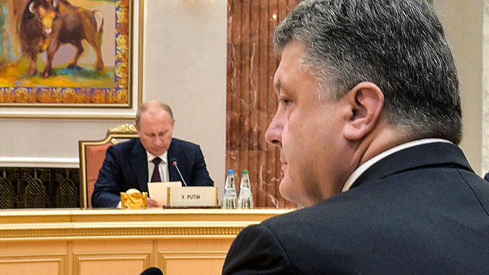 Изменятсяли российско-украинские отношения после убийства Вороненкова