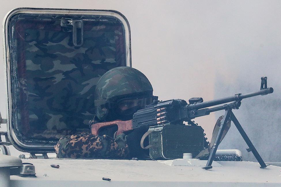 «Новая газета»: напавшие наРосгвардию вЧечне были казнены