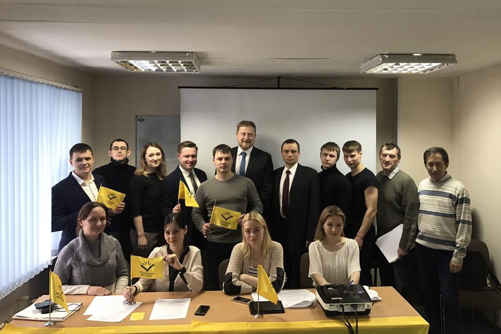 Учредительные конференции региональных отделений «Открытой России» прошли вТомске иИжевске