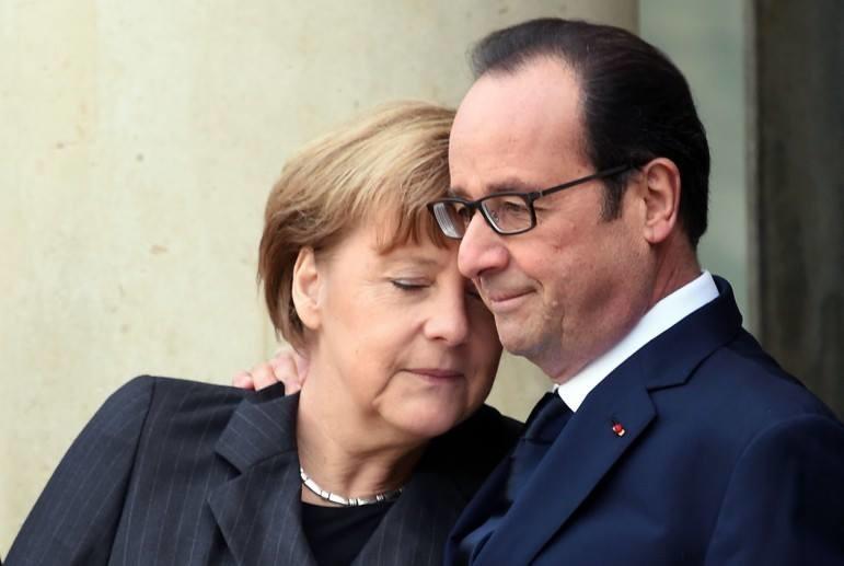 Главный поЕвропе. Кто станет лидером воФранции иГермании?