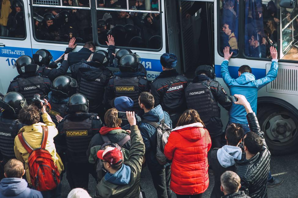 Мария Баронова: «Такого массового винтилова небыло никогда»