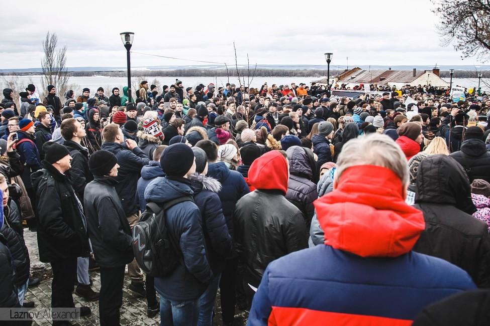 Фото: Команда Навального| Самара/ ВКонтакте