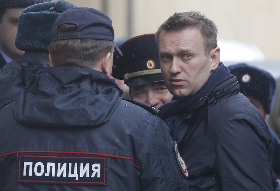 Алексей Навальный: «Ясделаю каждому изболее чем тысячи задержанных жалобу вЕСПЧ»