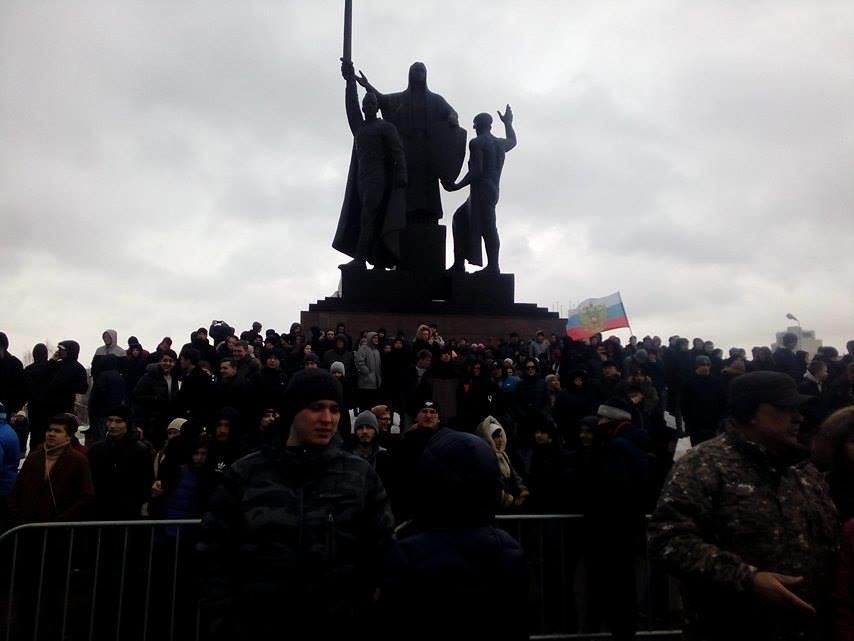 «Власти пришлось снами договариваться»: вПерми тысячи человек выступили против коррупции