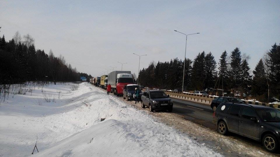 Кировская область. «Платон» и100 километров анархии
