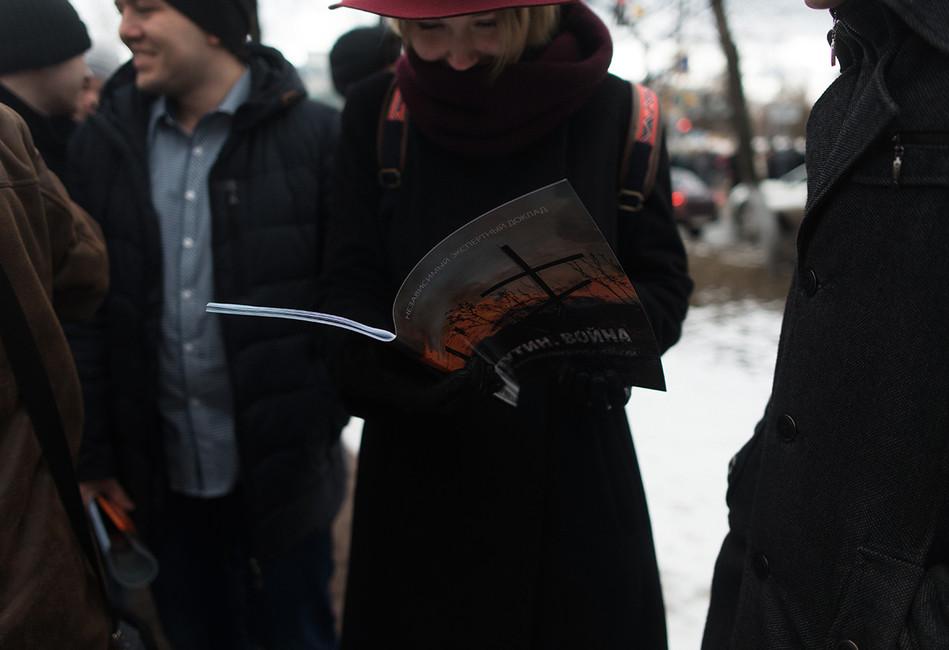 Участники митинга вУльяновске 26марта 2017года. Фото: Николай Кужаков
