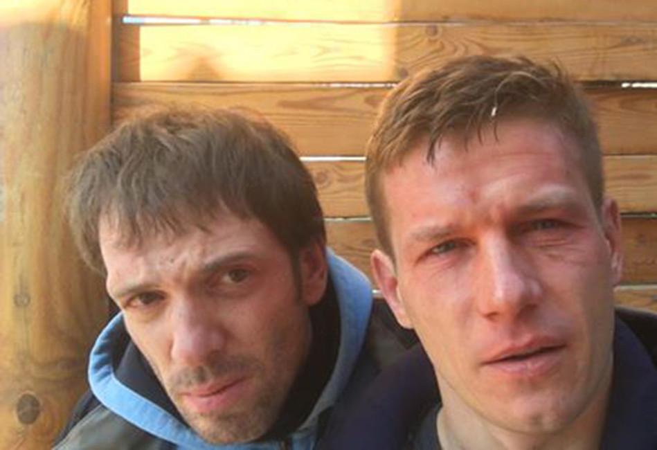 Сергей Хазов-Кассиа иАндрей Костянов. Фото: Сергей Хазов-Кассиа/ Facebook