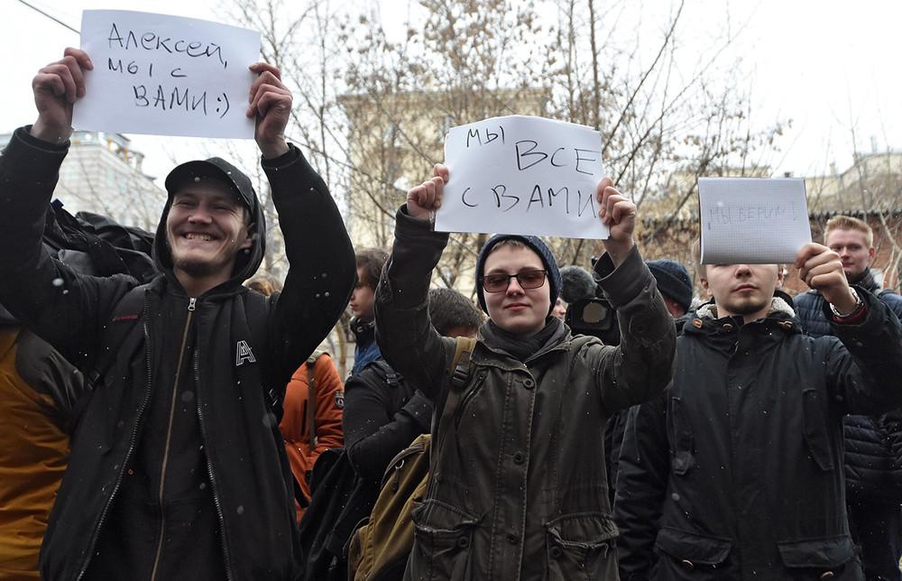 Почему Навальный невиноват