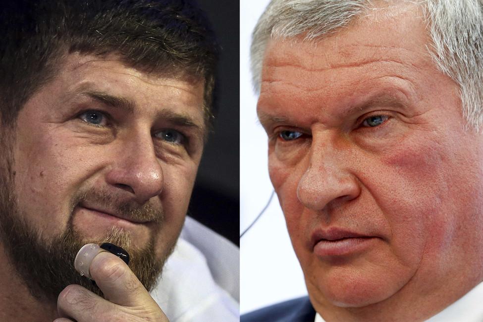 Кадыров нажаловался наСечина. Кому придется извиняться?