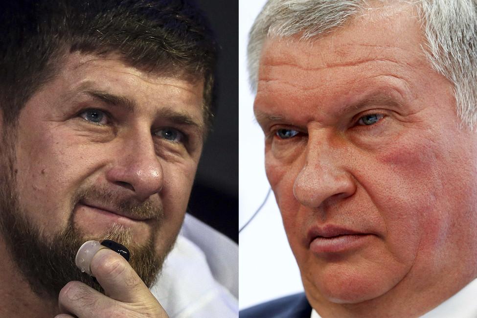 Кадыров нажаловался на&nbsp;Сечина.<br/> Кому придется извиняться?