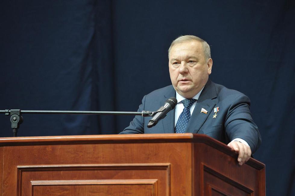 Депутат Госдумы Владимир Шаманов. Фото: volga.news