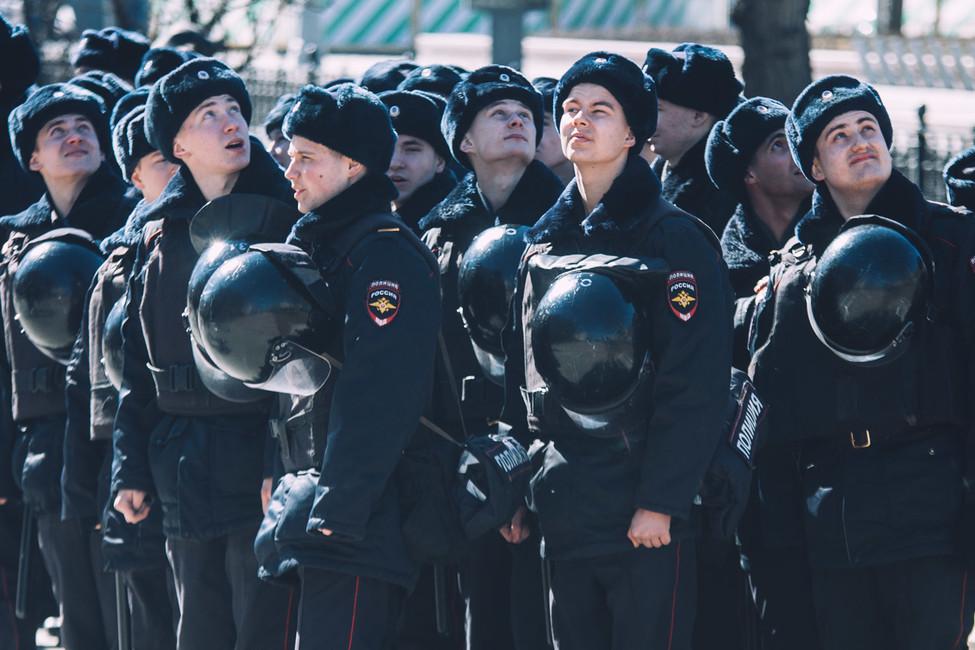 Вовремя акции против коррупции наПушкинской площади, 26марта 2017года. Фото: Открытая Россия