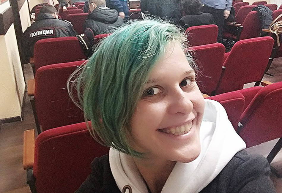 Корреспондент Открытой России Софико Арифджанова опять задержана