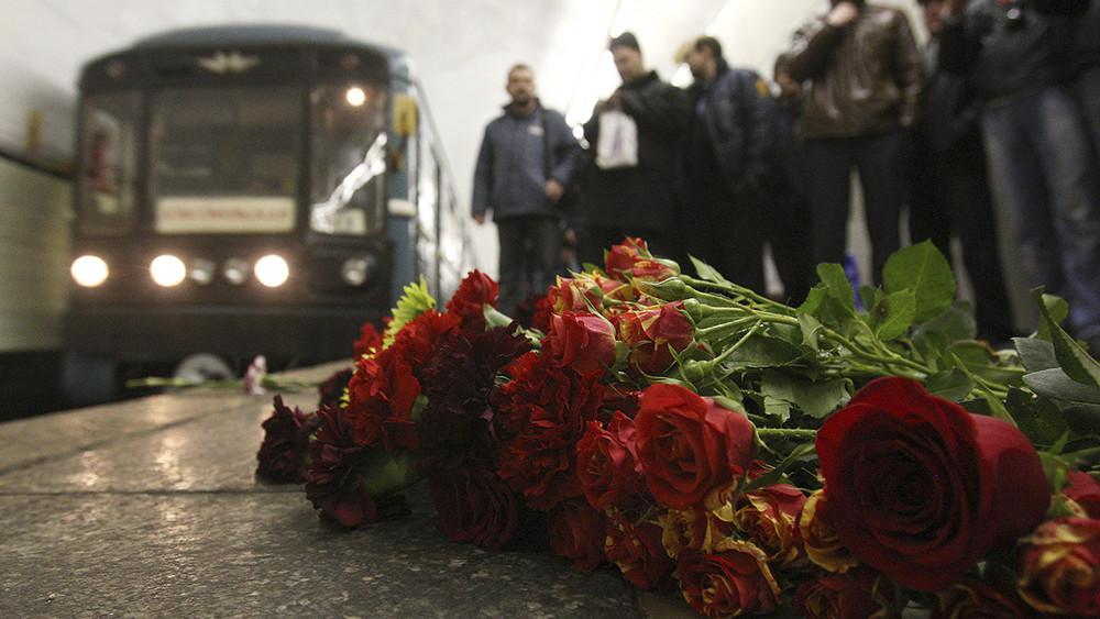 10терактов вроссийском метро. Крупнейшие случаи довзрывов вПетербурге