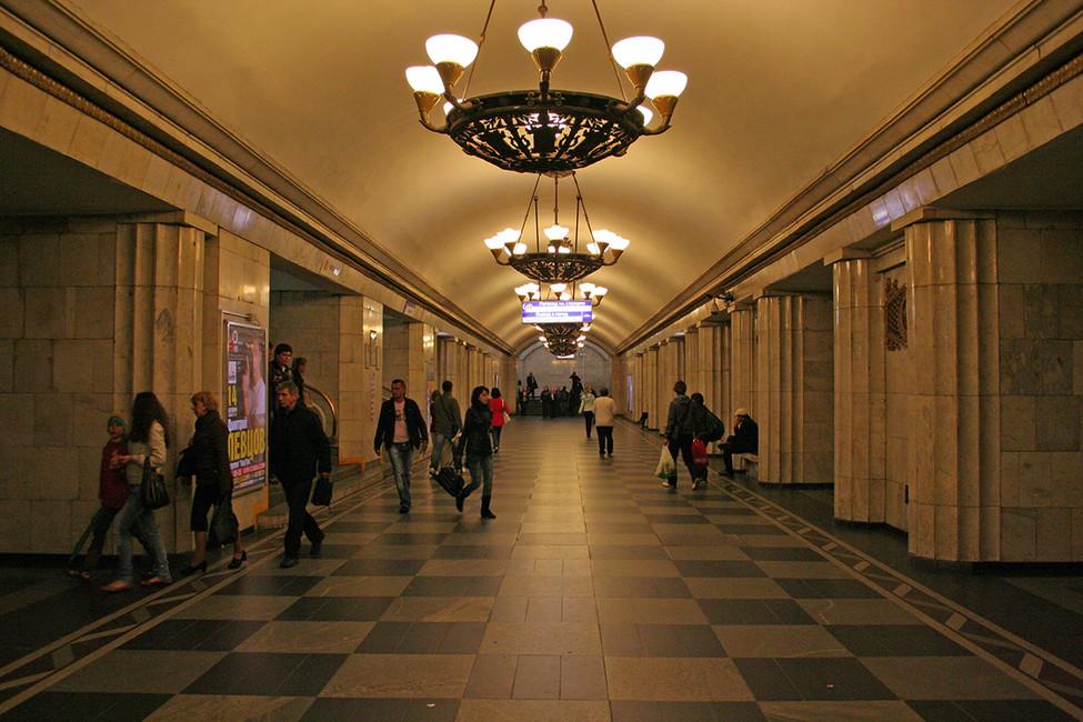 Метро «Владимирская». Фото: Андрей Савин