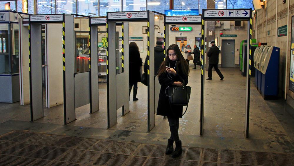 Кто устанавливал рамки впетербургском метро, ипочему они неспасли оттеракта
