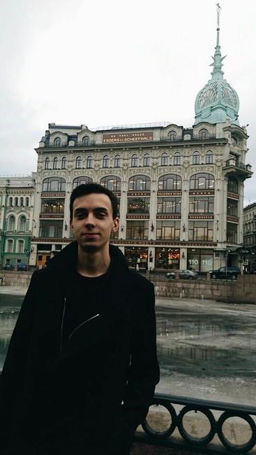 Максим Арышев. Фото: личная страница ВКонтакте