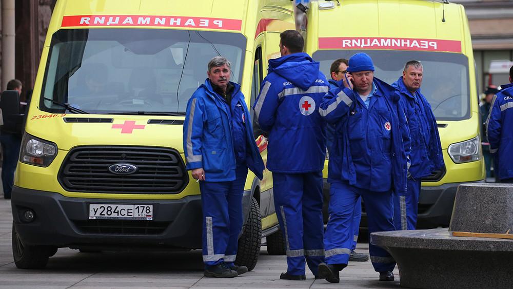 Список пострадавших при теракте впетербургском метро