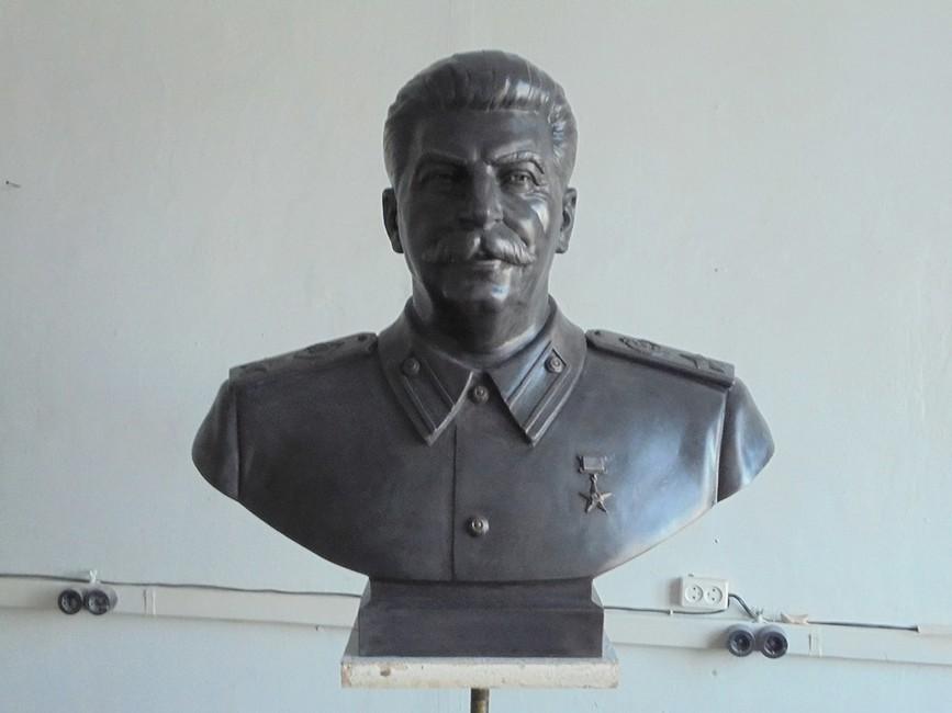 Вместо бюста Сталина вНовосибирске установят памятник НиколаюII