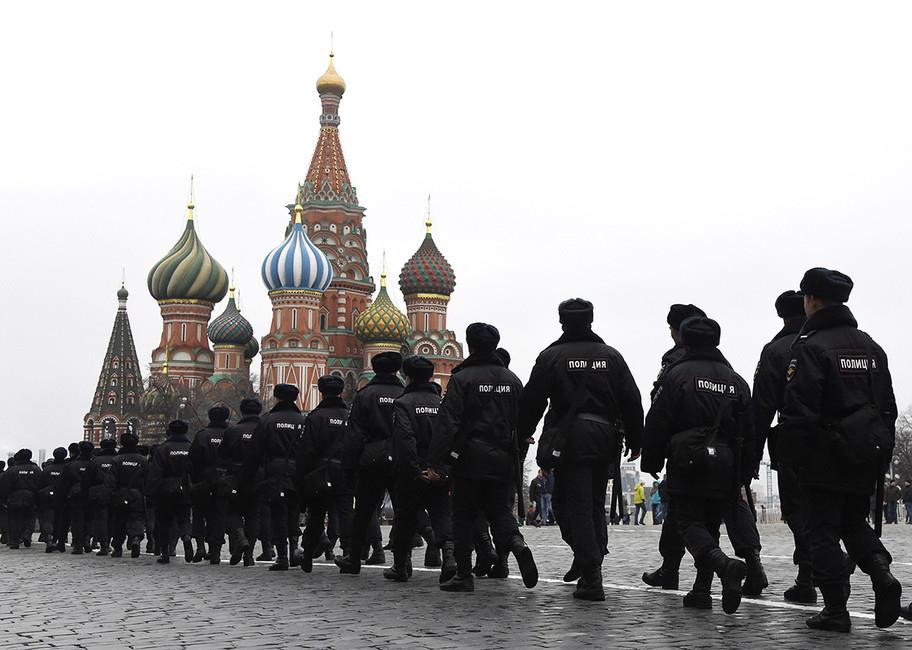 СК: схвачен подозреваемый впризывах корганизации массовых беспорядков вцентре столицы