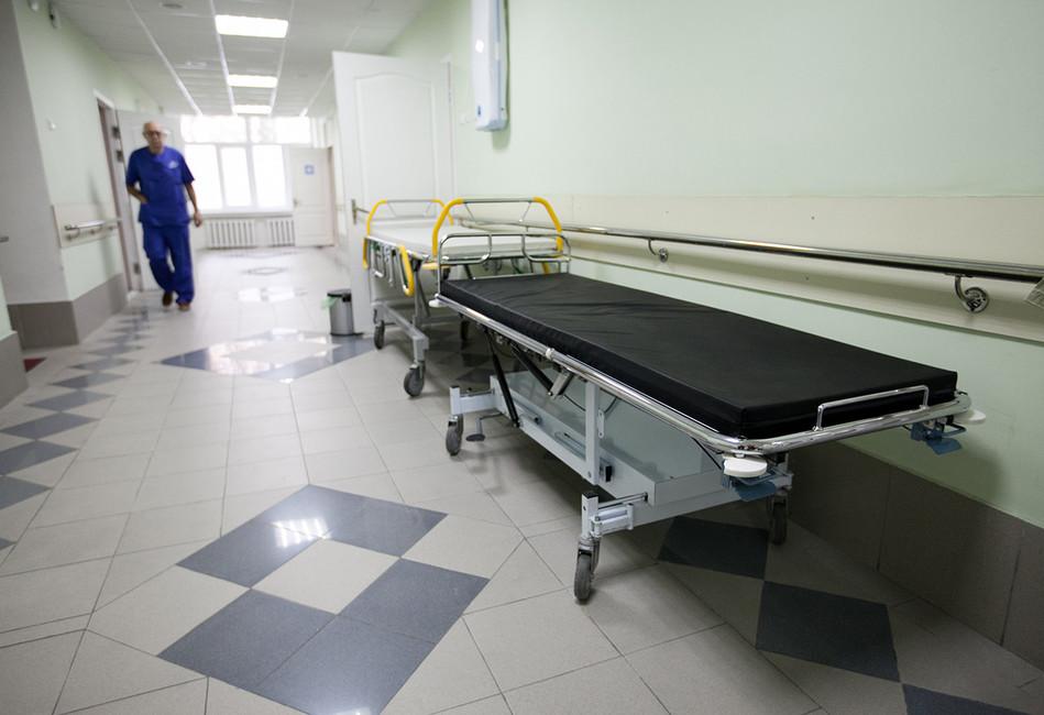 Из-за оптимизации здравоохранения число больниц сократилось вдвое