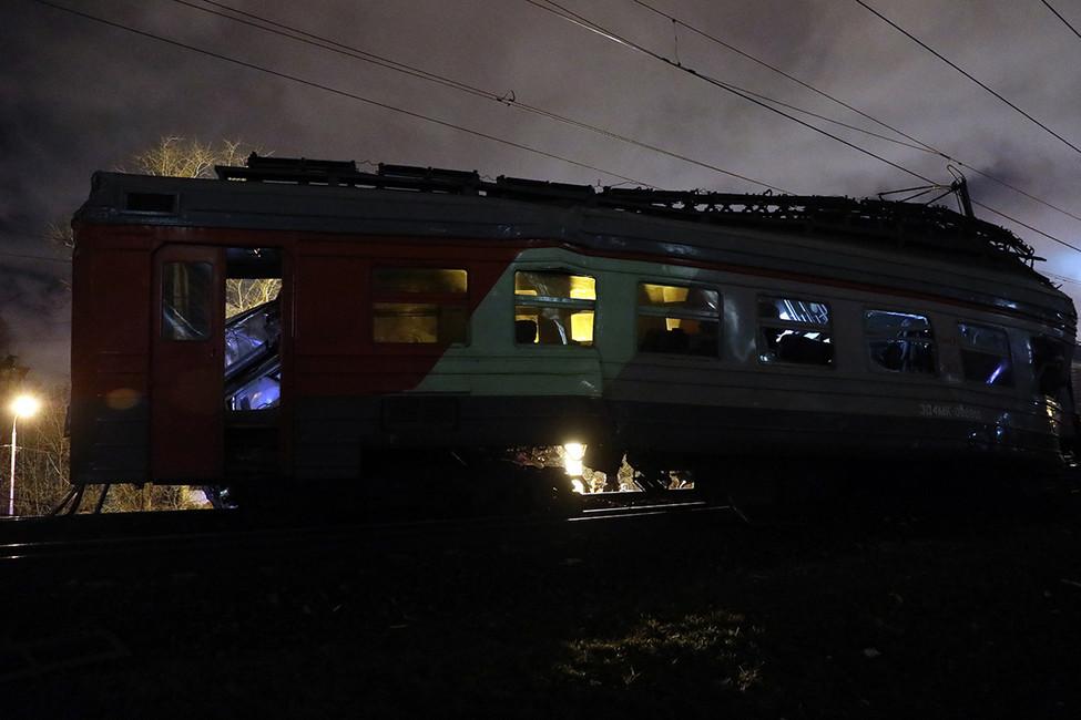 8крупных железнодорожных аварий всовременной России