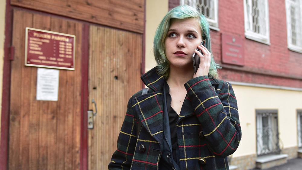 Корреспондент Открытой России Софико Арифджанова— сосвоего суда: «Судья дрогнул под наплывом СМИ»