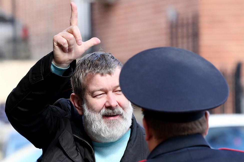 Вячеслав Мальцев арестован на15суток