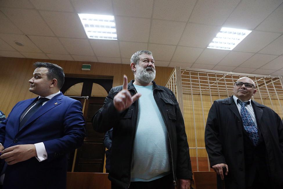«Все равно выменя сегодня осудите!» Репортаж изсуда, где слушалось дело Вячеслава Мальцева