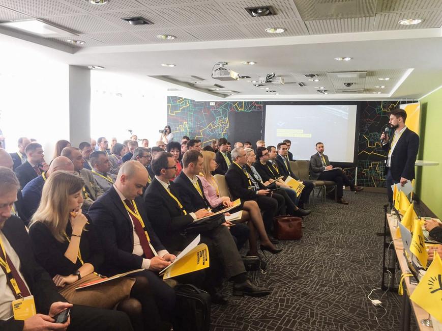 Конференция Открытой России вТаллине, 15апреля 2017. Фото: Открытая Россия