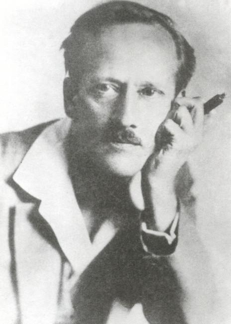 Михаил Осоргин. Фото: Wikimedia