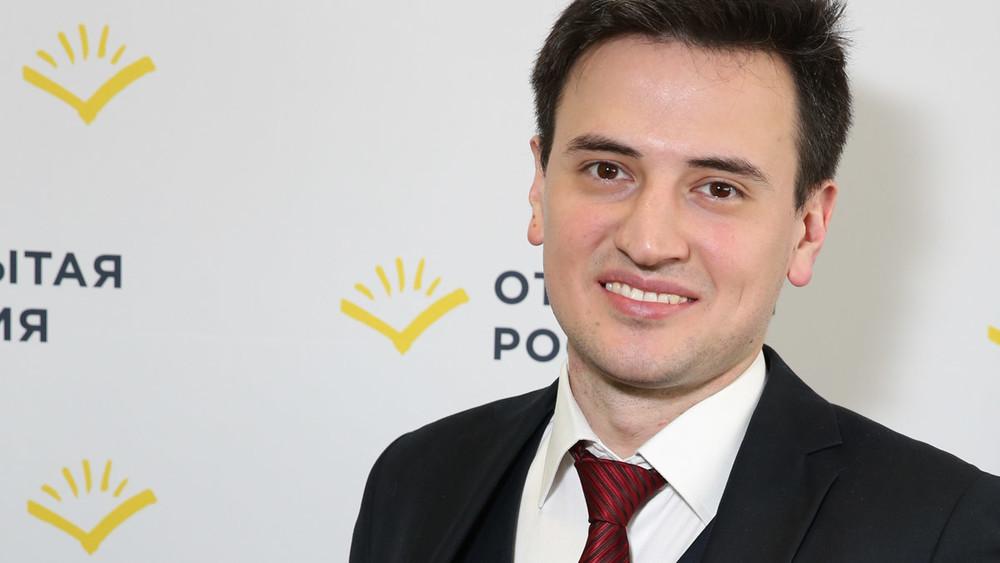 Председателем движения «Открытая Россия» избран Александр Соловьев