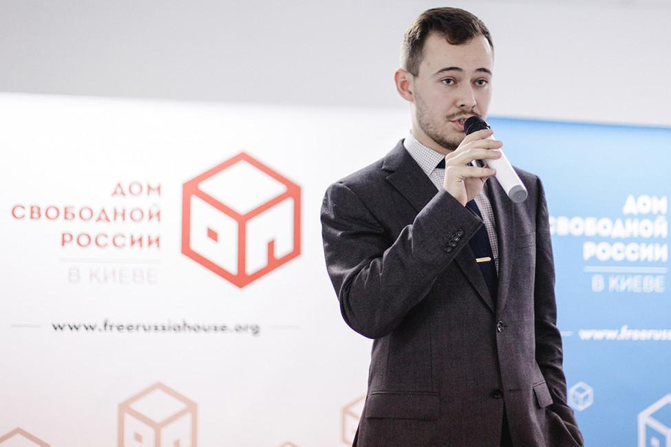 Директор «Дома свободной России»: «Удемократической России иунезависимой Украины проблема общая— Кремль»