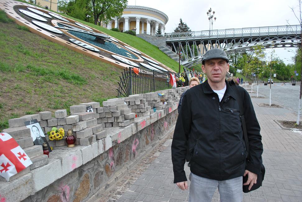 Михаил Анасьеф. Фото: Одноклассники