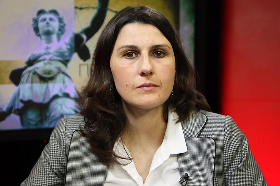 Екатерина Сокирянская. Фото:  svoboda.org
