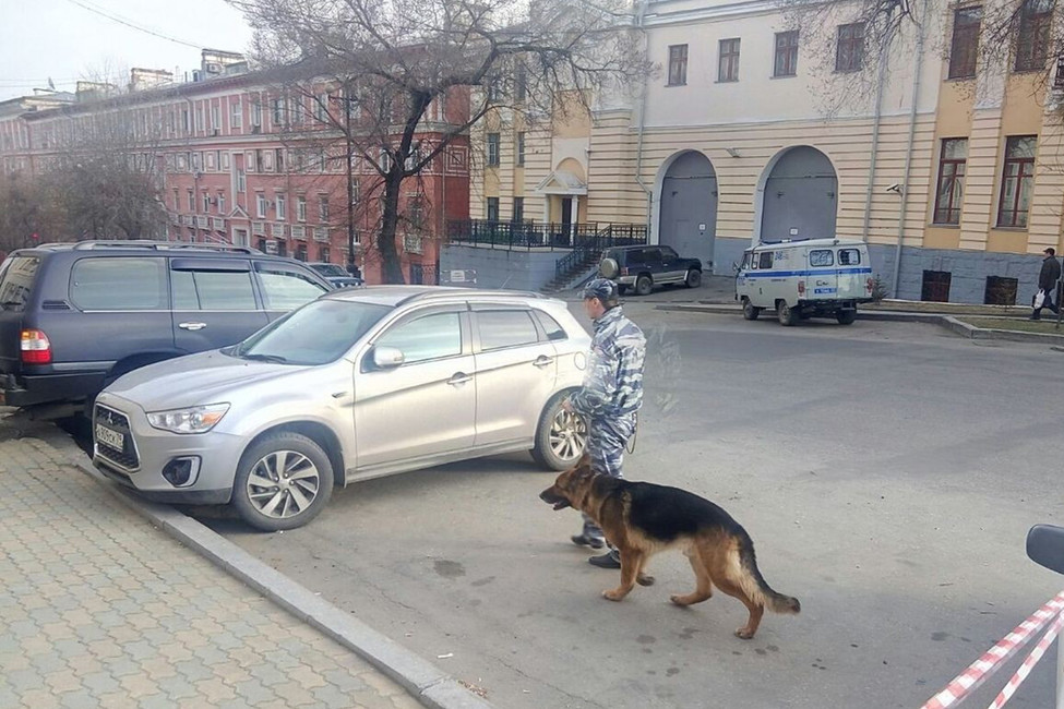 При нападении наприемную УФСБ вХабаровске погибли три человека