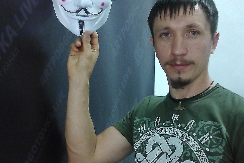 Станислав Зимовец. Фото: личная страница Вконтакте