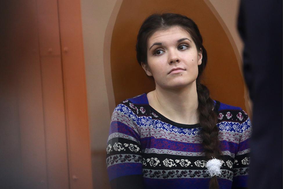 <p>Варвара Караулова: &laquo;Хватит делать из&nbsp;меня террориста!&raquo;</p>