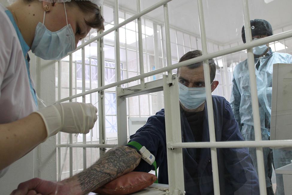 ФСИН проверит информацию осокрытии причин смерти осужденных вкрасноярской медсанчасти